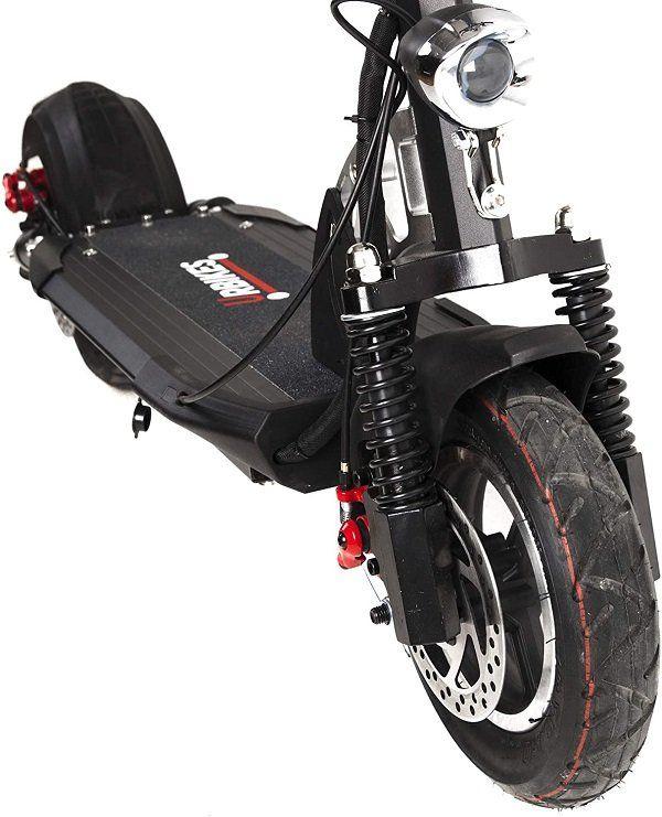 Scooter elettrici Urbikes: innovativi ed equilibrati 4