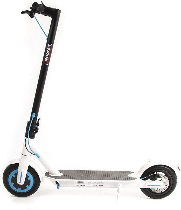 Scooter elettrici Urbikes: innovativi ed equilibrati 2
