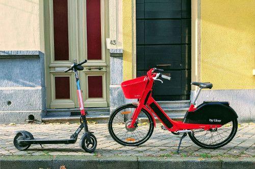 Scooter elettrici vs biciclette elettriche: quale è meglio per te? 3