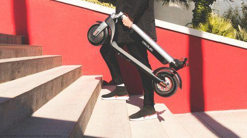 Cecotec Bongo A-Series Advance Connected Electric Scooter: recensioni e opinioni 2021 5