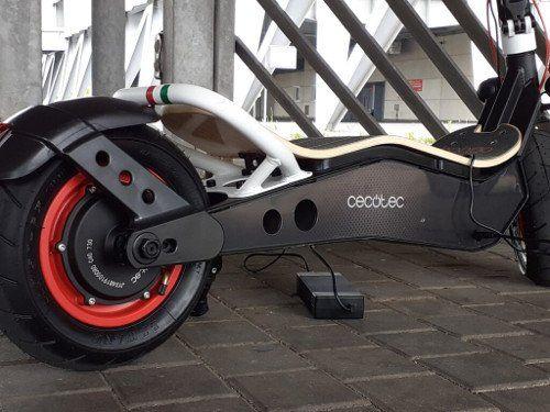 Scooter elettrico Cecotec Bongo serie Z: recensioni e giudizi 2021 5