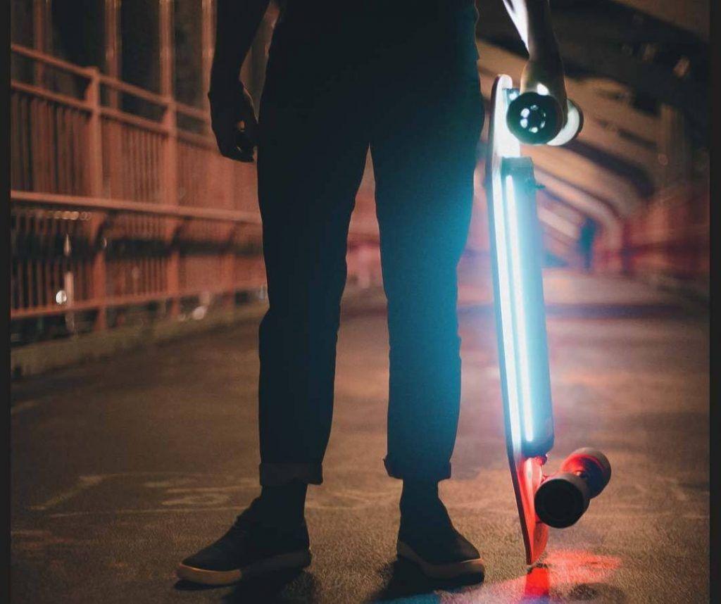 Skateboard elettrico Xiaomi: Acton Smart 2