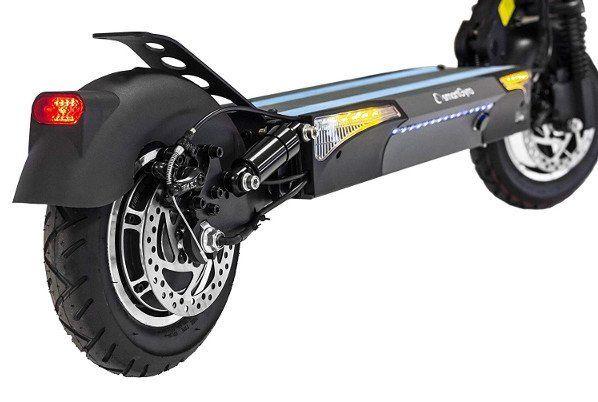 I 5 migliori scooter elettrici con sospensione nel 2021: confronto 18