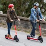 Noleggio di scooter elettrici in Spagna: come va?
