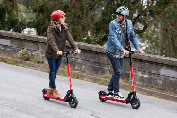 Noleggio di scooter elettrici in Spagna: come va? 1