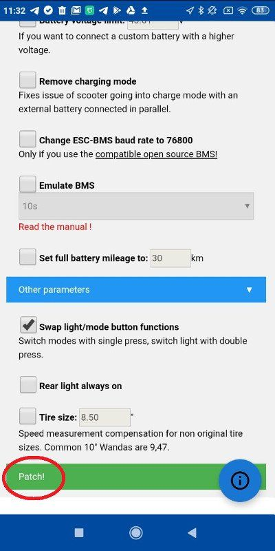 Xiaomi Hoverboards Trick: aumentare la velocità e la potenza di M365, Pro, 1S, Essential Lite e Pro 2 3