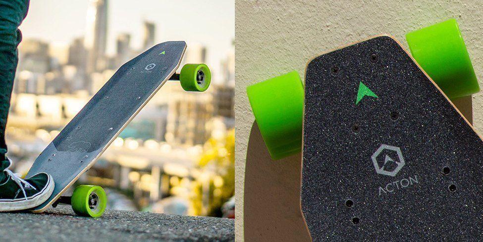 Skateboard elettrico Xiaomi: Acton Smart 1